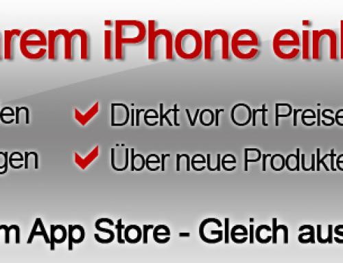 2011 – Entwicklung einer App